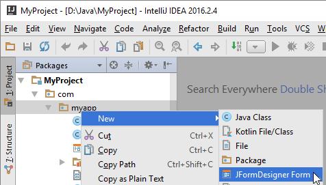 IntelliJ IDEA plug-in | JFormDesigner - Java/Swing GUI Designer