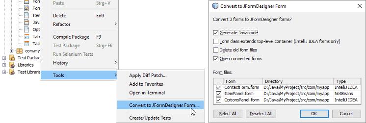 NetBeans plug-in | JFormDesigner - Java/Swing GUI Designer